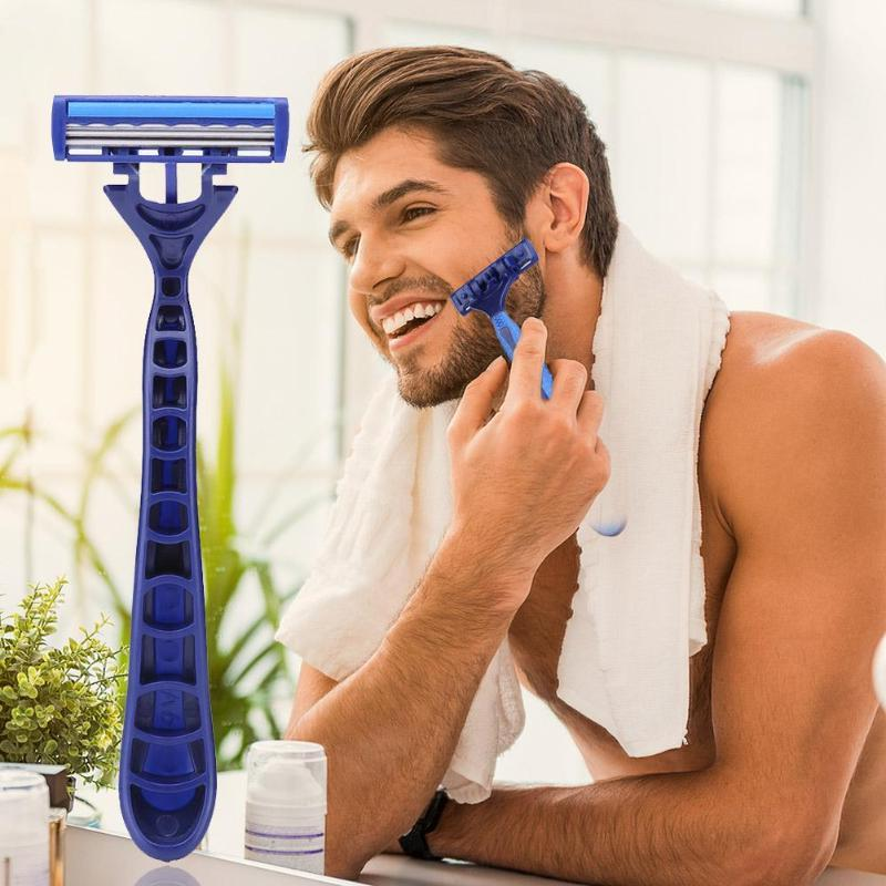 Here's how long a disposable razor should actually last! 2