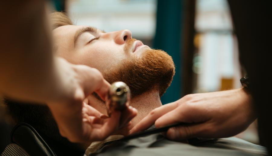 The average cost for a men haircut in the United States 4