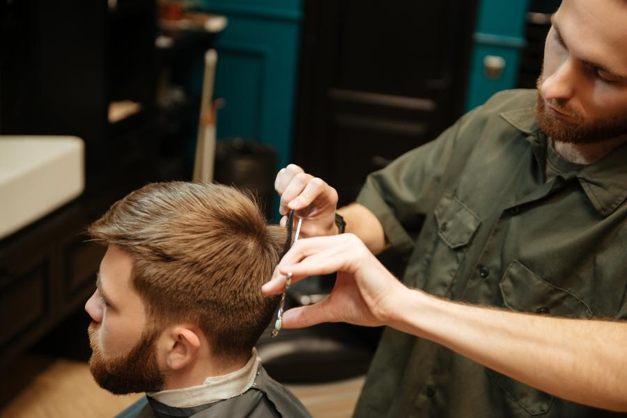 The average cost for a men haircut in the United States 3